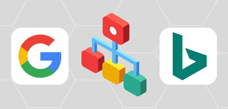 Sitemap handmatig pingen naar Bing en Google